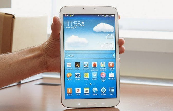 a tablet samsung
