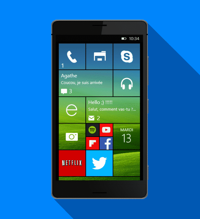 windows 10 lumia 1