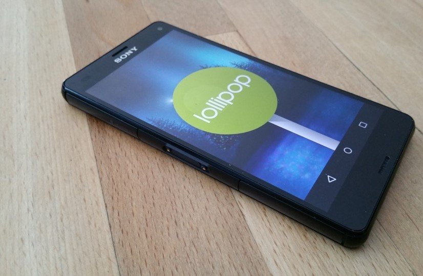 Xperia Z3 Compact Android Lollipop 20141230 104642