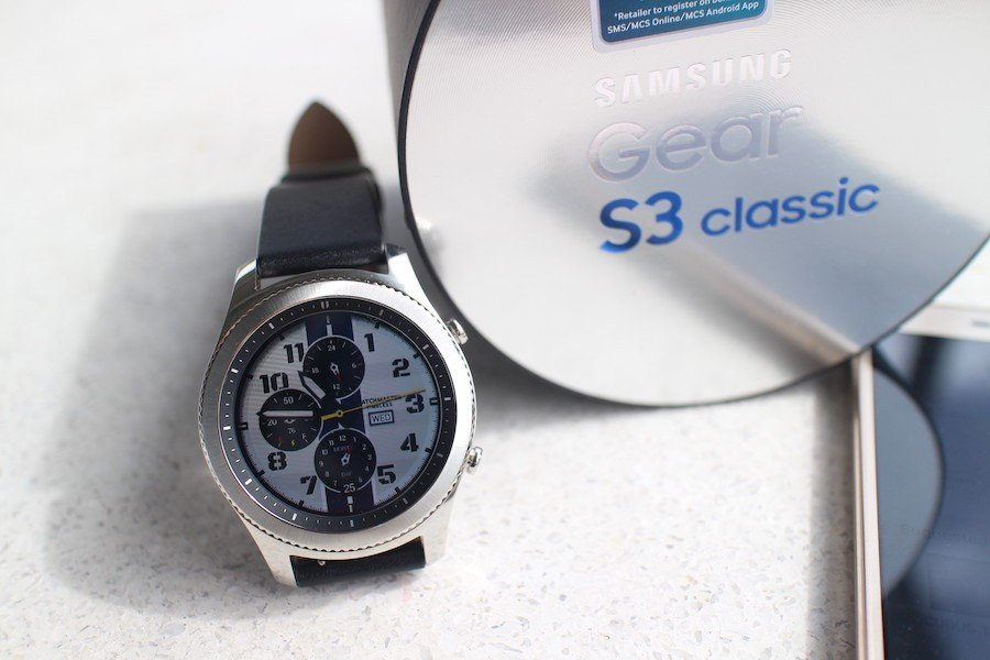 Gear S3 Classic | Review 6