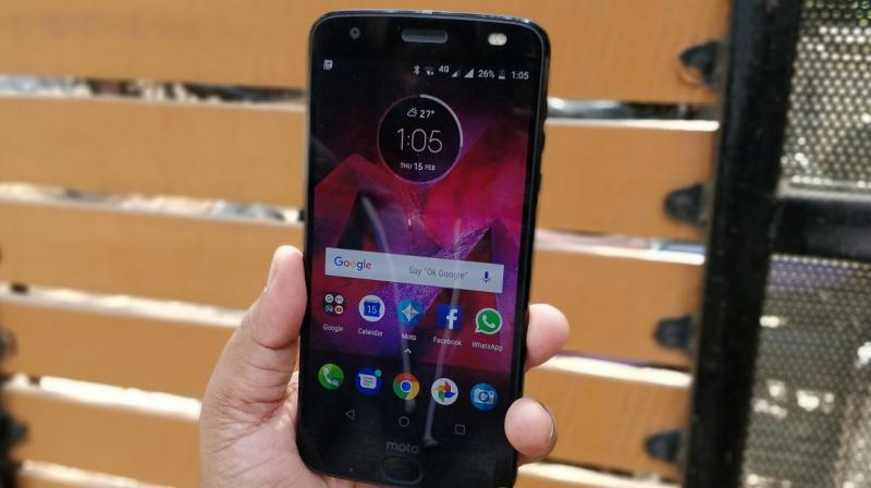 Moto Z2 Force | Review 6