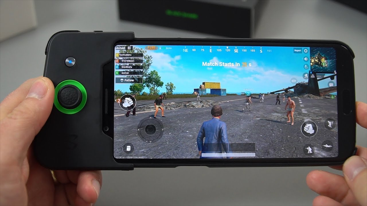 ROG Phone, Blackshark ou Razer Phone, qual dos 3 é o mais potente para games no Android? 1