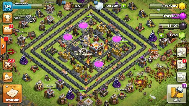 clash-of-clans-vila