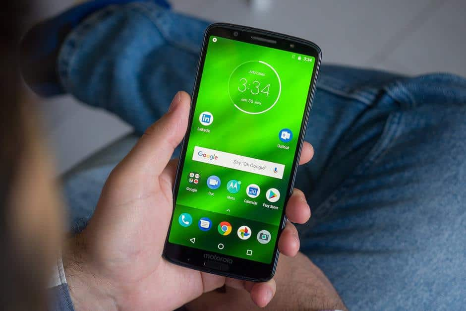Moto G6 Play finally receiving Android 9.0 Pie update 1