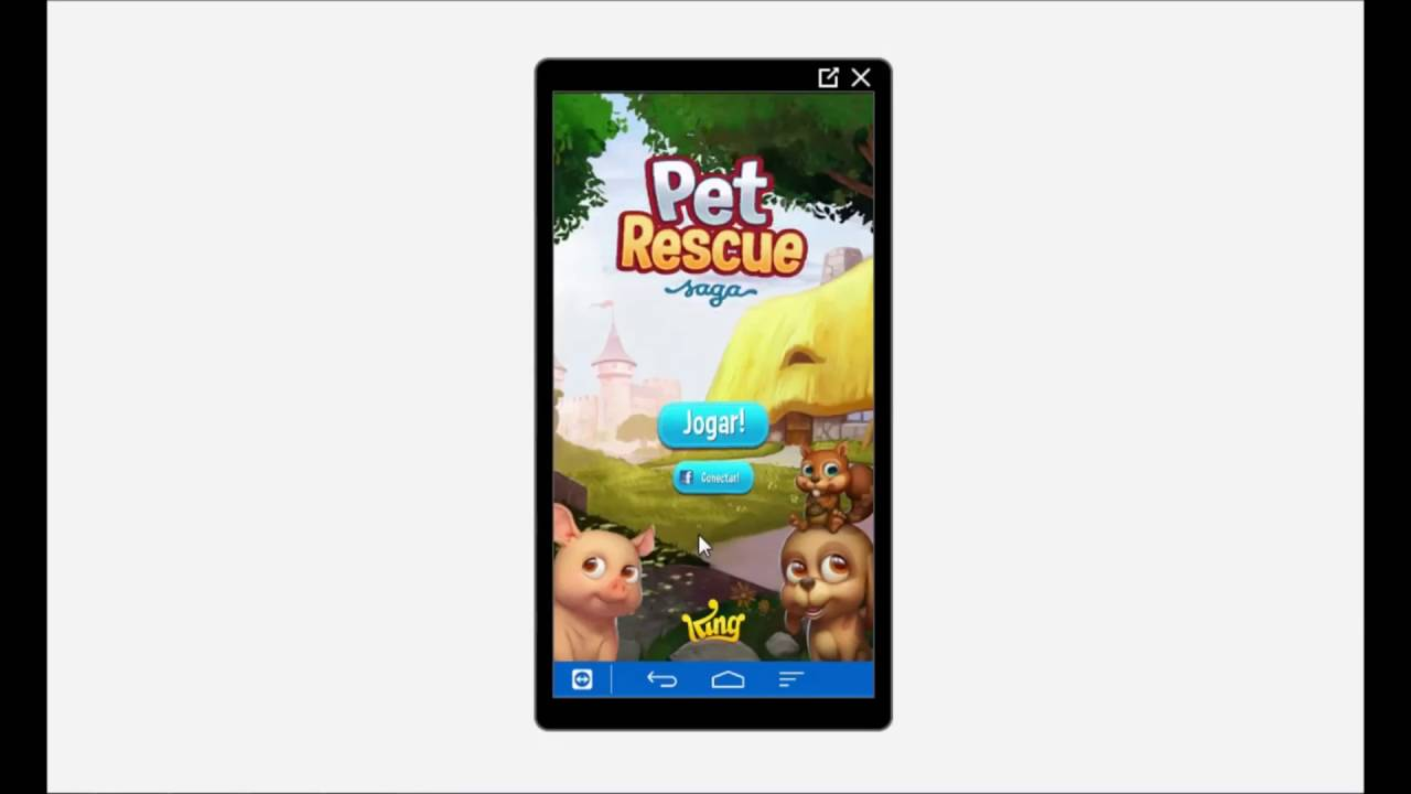pet rescue saga tela
