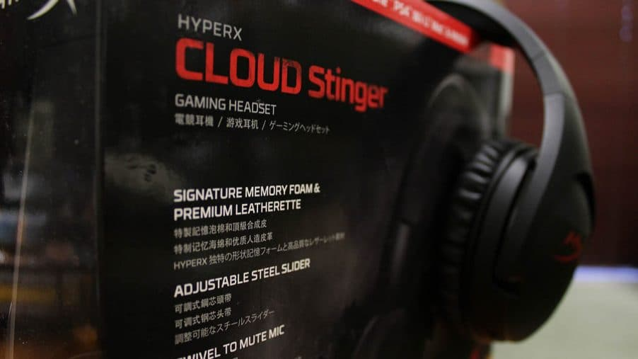 hyperx cloud stinger mobitecno