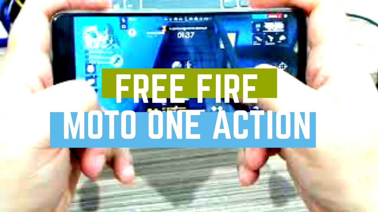 free fire moto one action